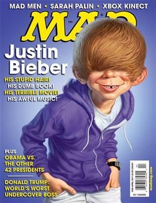 Mad Justin Bieber
