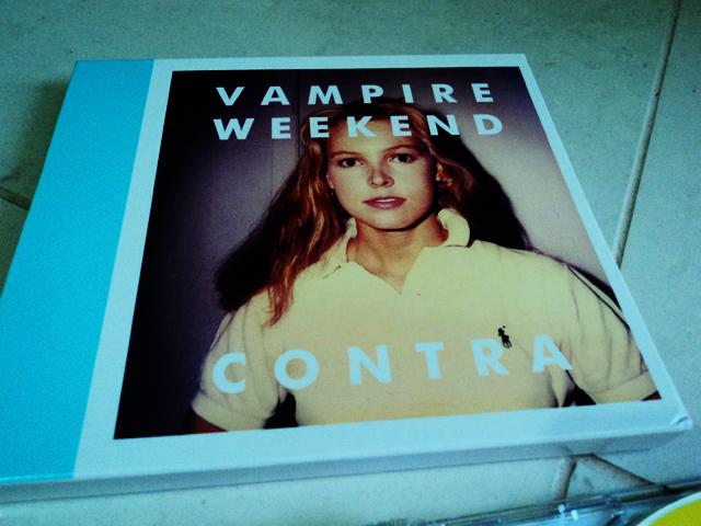 Promoção Vampire Weekend com a Lab 344