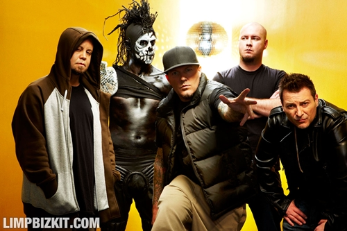 Fred Durst posta novo vídeo do limp bizkit