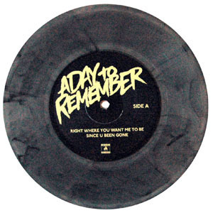 A Day To Remember - Attack Of The Killer B-Sides - vinil preto