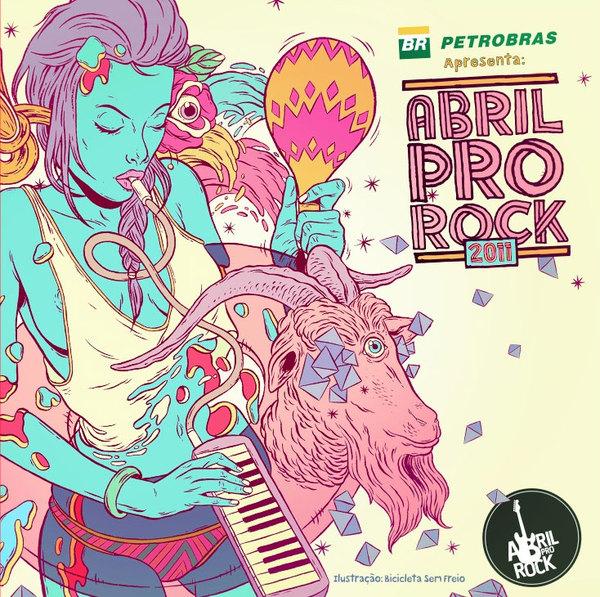 Abril Pro Rock divulga programação completa
