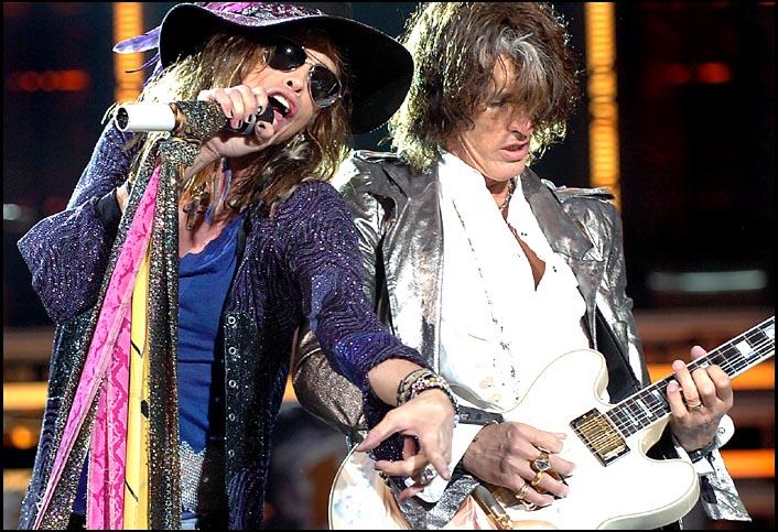 Aerosmith começa a gravar no meio do ano