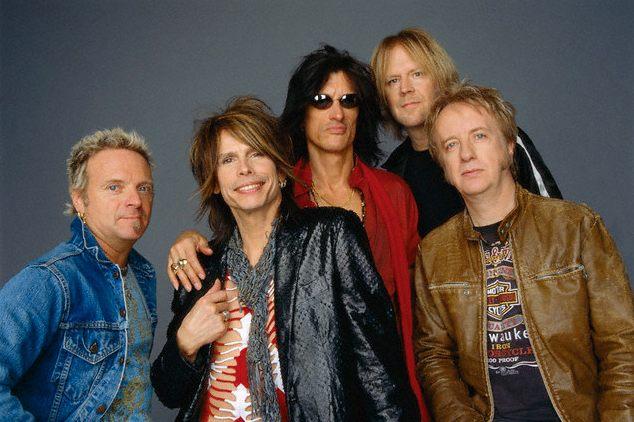 Aerosmith marca show único no Brasil