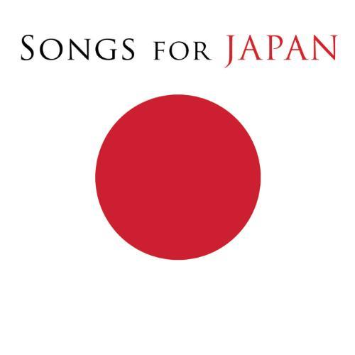 Artistas se reúnem para lançar a compilação Songs For Japan