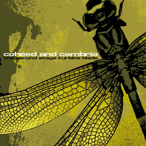 Coheed And Cambria - The Second Stage Turbine Blade [vinyl]
