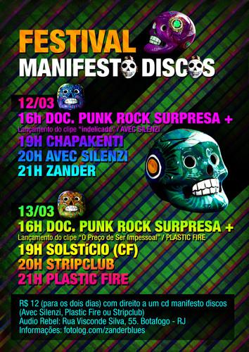 Festival Manifesto Discos