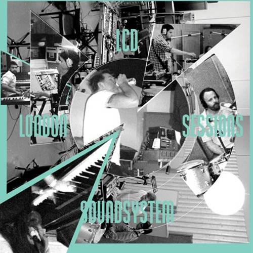 LCD Soundsystem - The London Sessions - vinyl - 2011