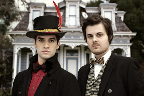 Panic! At the Disco na Trilha Sonora do Game Batman: Arkham City