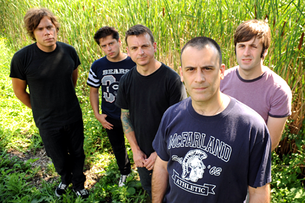 Screeching Weasel libera making of do novo disco