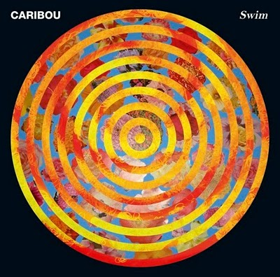 caribou - swim - segundo lugar no concurso de melhor capa de vinil de 2010