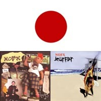 Fat Wreck lança raridades do NOFX para ajudar vítimas do Japão