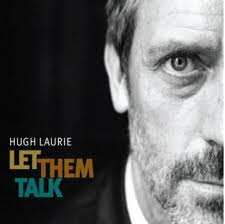 Dr house - hugh laurie - capa de álbum solo