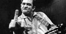 Johnny Cash criticando as autoridades