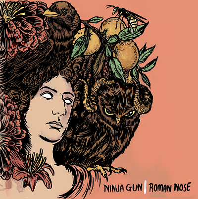 Ninja Gun - Roman Rose