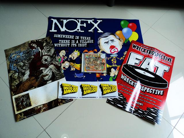 Promoção NOFX