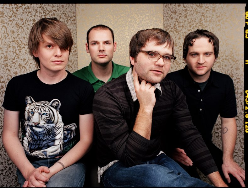 Death Cab For Cutie Faz Performance no Programa de Jimmy Kimmel