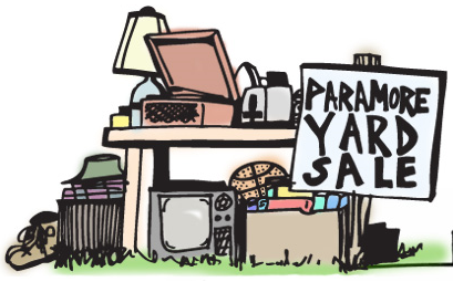 Paramore promove venda beneficente para ajudar o Japão