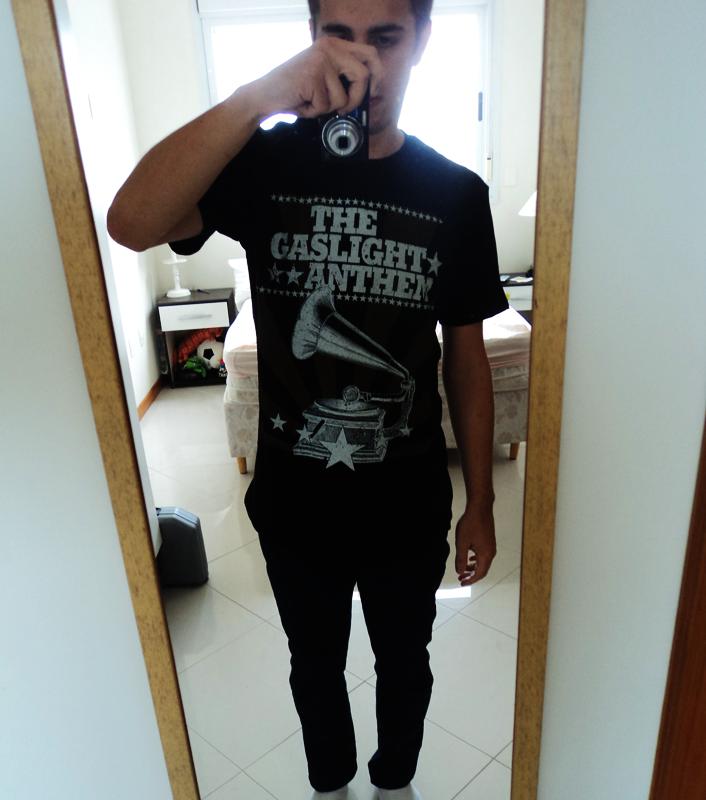 Tony Aiex - Minha camiseta preferida