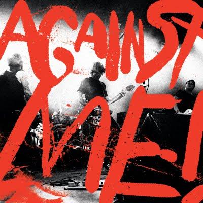 Against Me - Russian Spies/Occult Enemies 2011