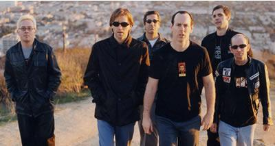 Bad Religion se apresenta no Daily Habit