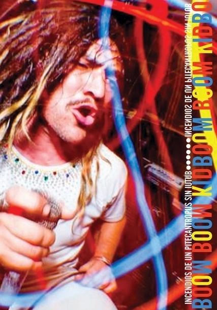 Boom Boom Kid - DVD - cover - 2011