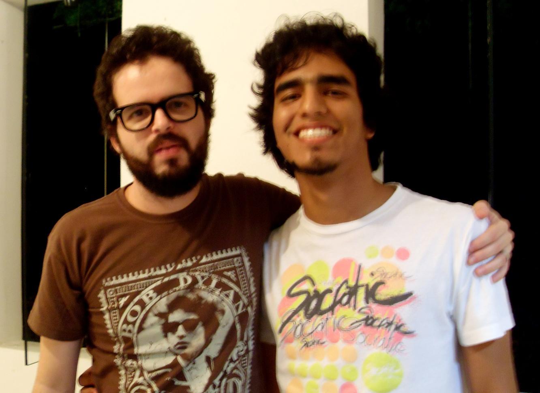 Bruno Souto e Colombia