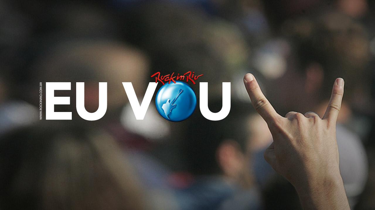 Concurso Cultural dá ingressos para Rock in Rio