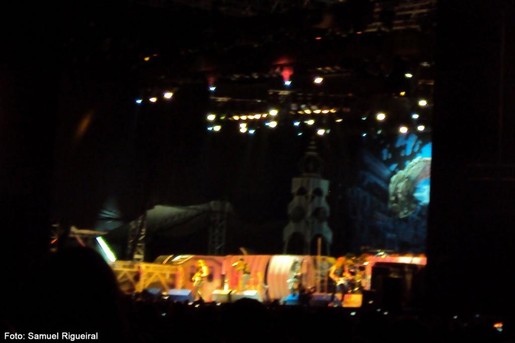 Iron Maiden em São Paulo por Bruno Santana