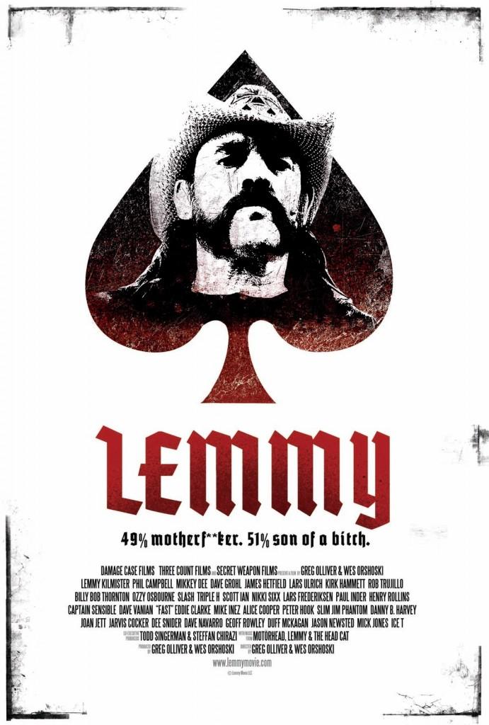 Lemmy - The Movie será exibido no Brasil