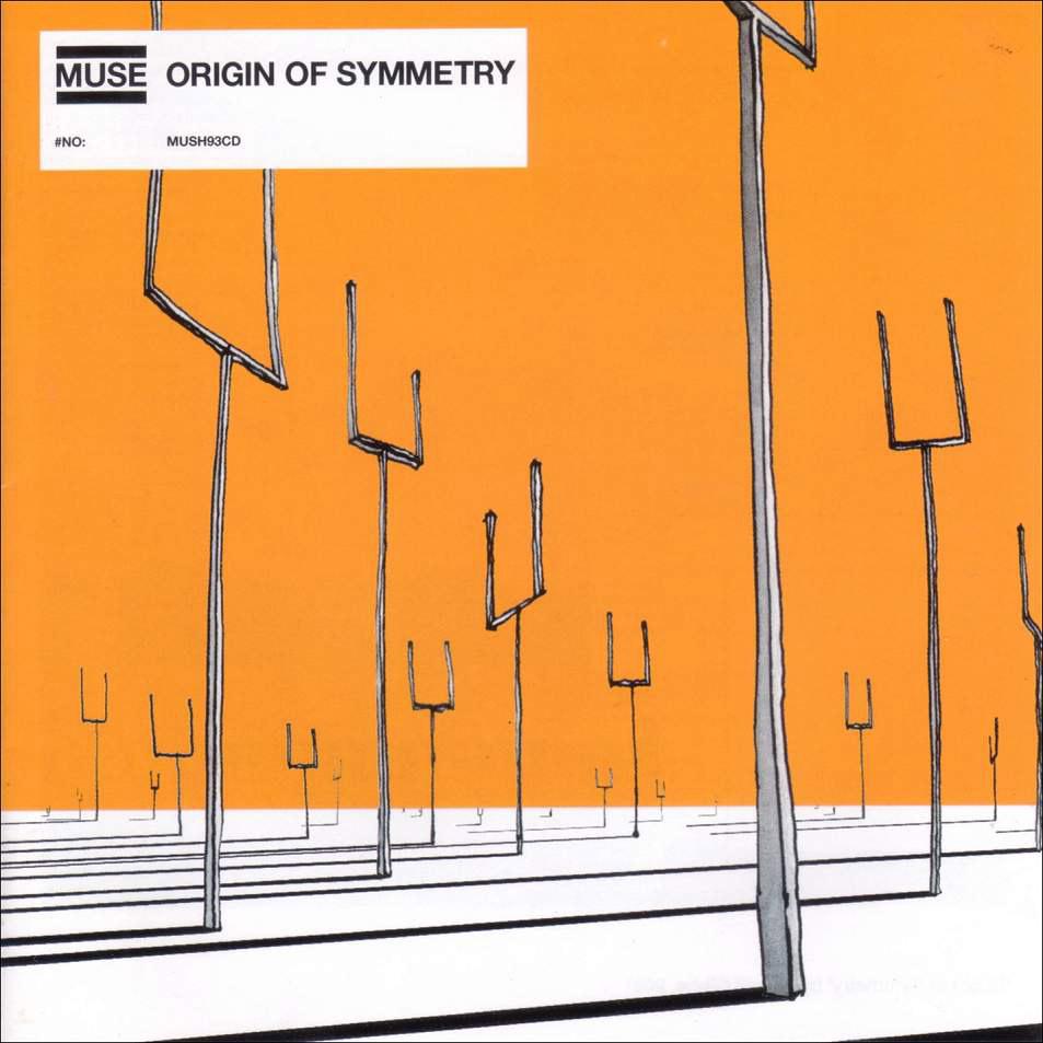 Muse - Origin of Symetry
