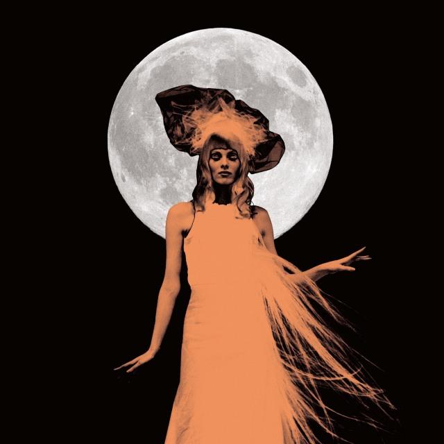 The Ghost Who Walks - Karen Elson - album - cover