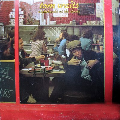 Tom Waits - Nighthawks At The Diner on vinyl 180gram