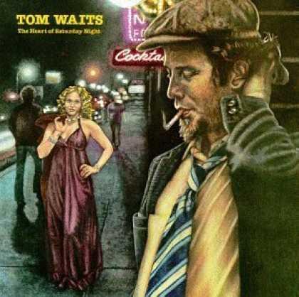 Tom Waits - The Heart of Saturday Night on vinyl 180gram