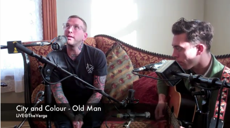 City And Colour - Old Man (Neil Young Cover)