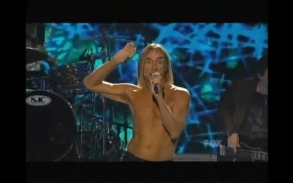 Iggy Pop no American Idol