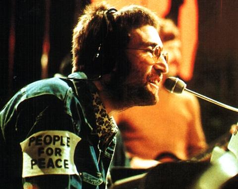 Letra de John Lennon vai ser leiloada nos Estados Unidos