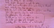 Mark Hoppus posta letra de música em seu Facebook