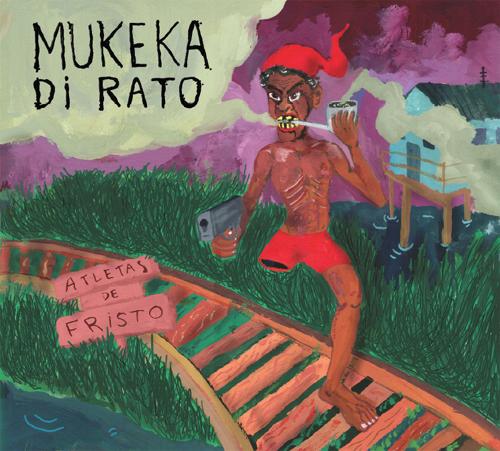 Mukeka Di Rato - Atletas de Fristo