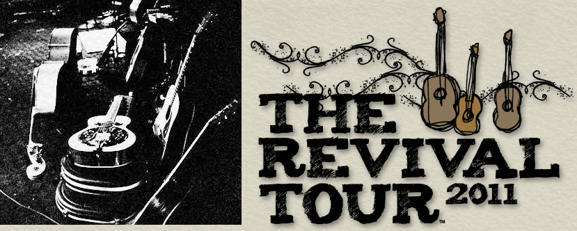 The Revival Tour com membros de Gaslight Anthem, Alkaline Trio, Hot Water Music e The Loved Ones