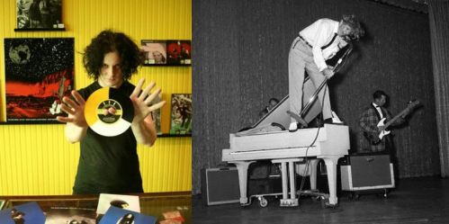 Jack White produzira album ao vivo do Jerry Lee Lewis