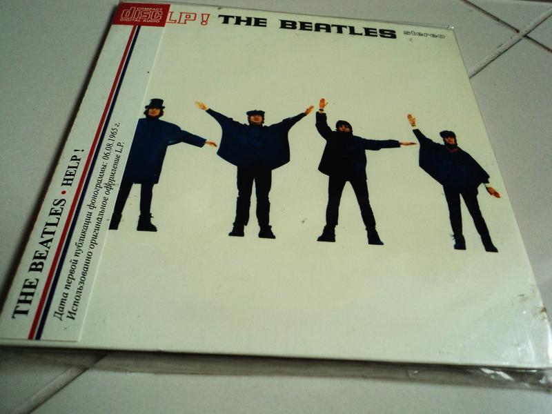 Promoção The Beatles