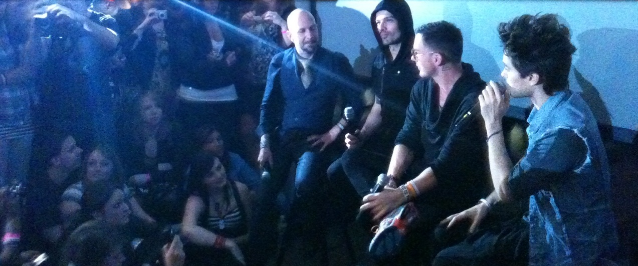 30 Seconds To Mars em Nova York
