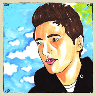 Dashboad Confessional no Daytrotter Sessions