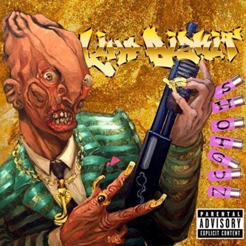 Limp Bizkit - Shotgun single - artwork - 2011