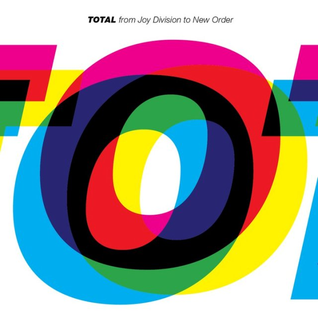 Total From Joy Division To New Order - album cover - 2011
