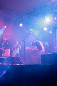 Banda Gentileza no Lupaluna