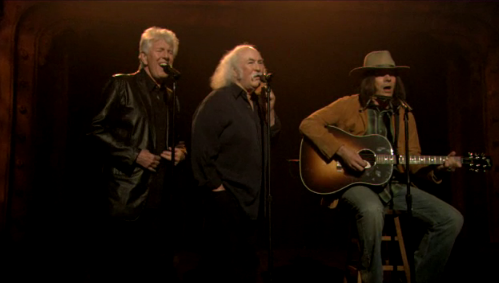 Jimmy Fallon imita Neil Young e canta Miley Cyrus