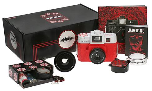 Lomography lança câmeras em homenagem ao White Stripes