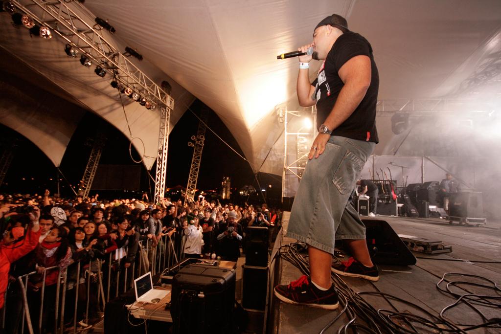 Raimundos no Lupaluna 2011