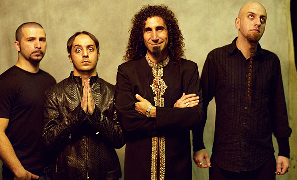 System Of A Down confirmado no Rock In Rio